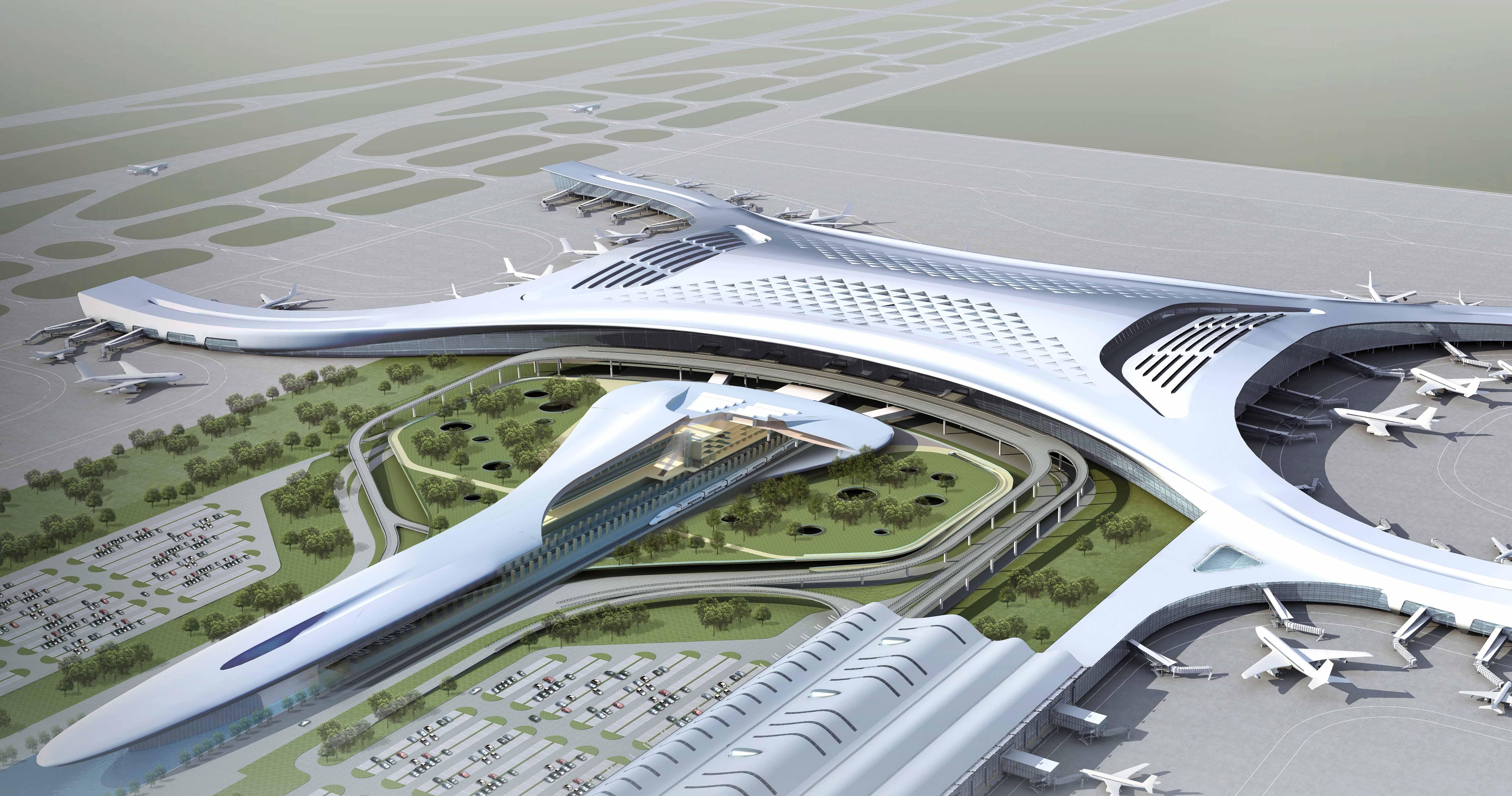 郑州至新郑机场城际铁路站前工程(国家优质工程奖)